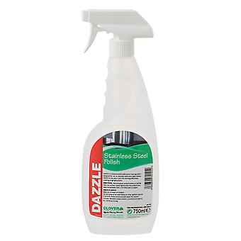 Groom Professional Dazzle Stainless Steel Polish Cleaner 750ml