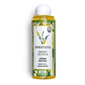 Body Oil Indian Jasmine, 210 Ml