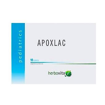 Apoxlac 10 packets of 4g