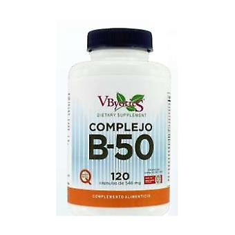 B-50 Complex 120 capsules of 546mg
