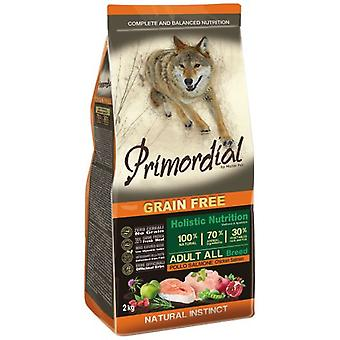 Primordial Pienso para Perro Adult Pollo y Salmon (Dogs , Dog Food , Dry Food)