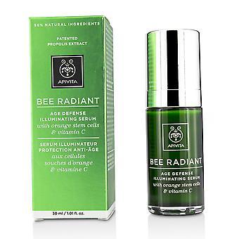 Bee radiant age defense illuminating serum 213909 30ml/1oz
