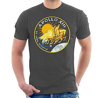 T-shirt uomo distintivo missione NASA Apollo 13