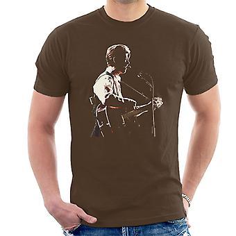 David Bowie Birmingham NEC 1990 Miesten t-paita