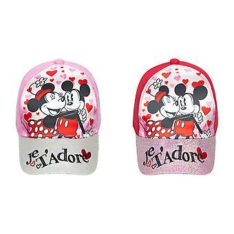 Minnie Mouse Childrens/Kids Je Tadore Cap