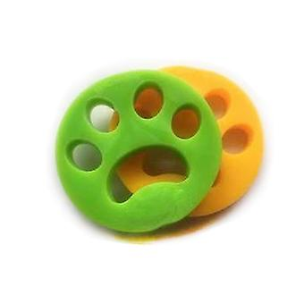 Pet Hair Remover Reusable Laundry Fur Catcher  Balls & Discs