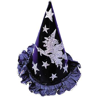 Ведьма шляпа картон для всех