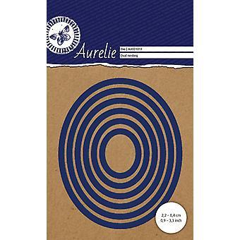 Aurelie Oval Nesting Die