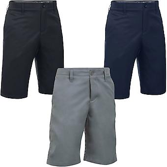 Under Armour Boys Match Play Sports Training Golf Shorts Bottoms Pants