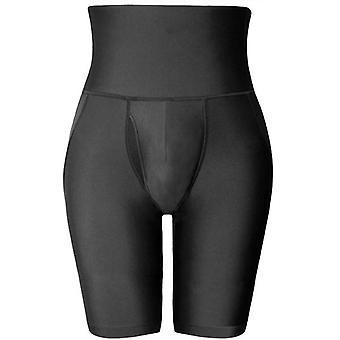 Herren getrennt Tasche Druck shapewear Boxer Unterwäsche