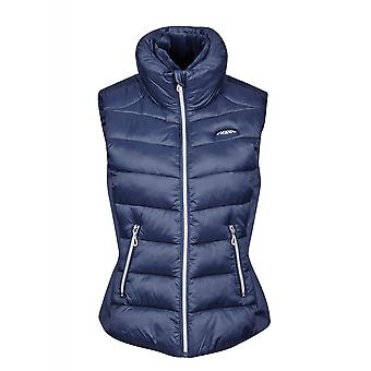 Weatherbeeta Dion Womens Puffer Vest - Navy Blue