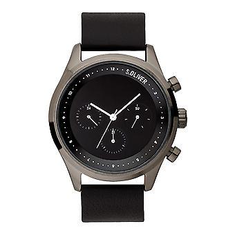 s.Oliver SO-3722-LM Reloj de los Hombres