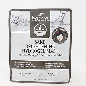 Bosica Sake Brightening Hydrogel Mask (3 Pair)  / New