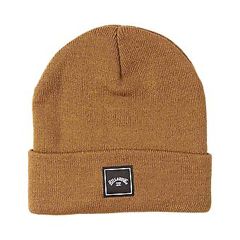 Billabong Gestapelde Beanie in Ermine