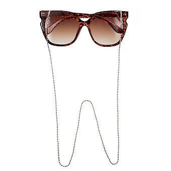 Brillenband Unisex  75 cm silber (CWI1703)