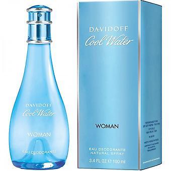 Davidoff Cool Water Woman Desodorante Spray