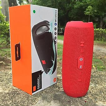 Tragbare Outdoor Wireless Bluetooth Lautsprecher für Telefon / Pc