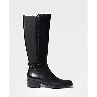 Toni Pons - Boot for women made of black leather - TACOMA-P