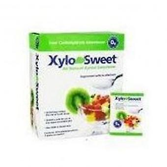 Xylosweet - 100 de saquetas de adoçante xilitol sachê