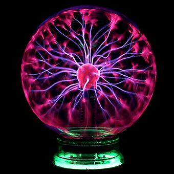 Novelty Glass Magic Plasma Ball Light, Night Lamp
