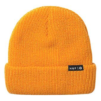 Huf Usual Beanie - Electric Orange