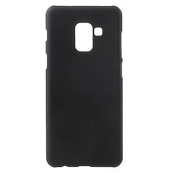 Samsung Galaxy A8 (2018) Hartplastik Schale-schwarz