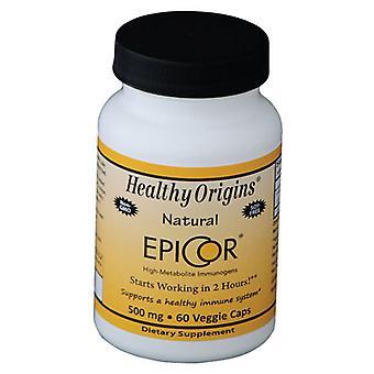 Healthy Origins Epicor 500 mg, 60 Veg Caps