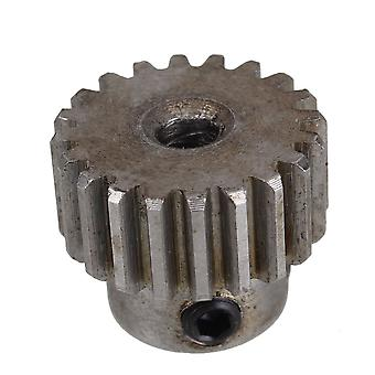 2 Pieces Motor Metal Steel Gear Wheel 20T 5mm Hole Diameter Wild Range