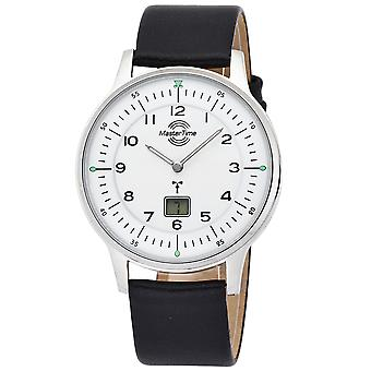 Mens Watch Master Time MTGS-10657-70L, Quartz, 42mm, 5ATM