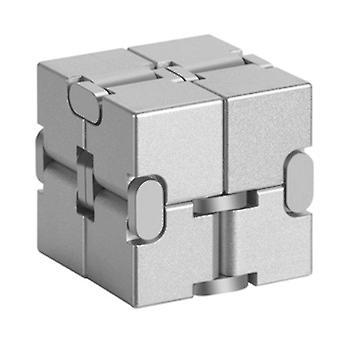 Infinity Cool Cube - Office Flip Kuutio Palapeli Stressin lievittäjä Autism Relax