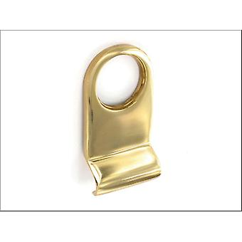 Securit Victorian Cylinder Pull Brass 75mm S2255
