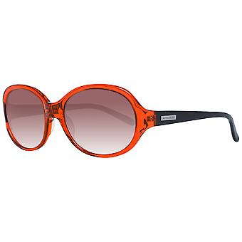 Orange Women Sunglasses