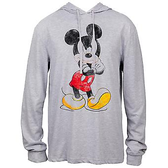 Disney's Mickey Mouse Character Whatever Lightweight Hoodie