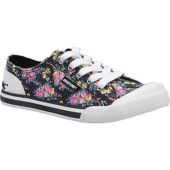 Rocket Dog Canvas Womens Jazzin Prairie Place Sapatos de lona
