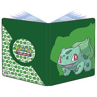 Ultra Pro Pokémon Bulbasaur 9-pocket portfolio kerääjäkansio