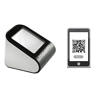Qr Code Scanner For Mobile Phone/ E-ticket/ Barcode Reader, Wired Usb (usb)
