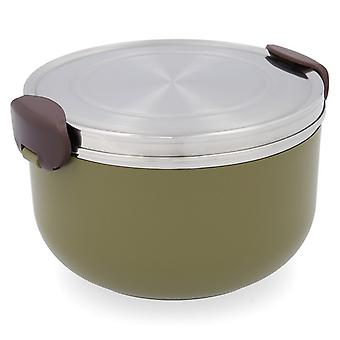 Lunch box Quid GO XTREM Stainless steel/1