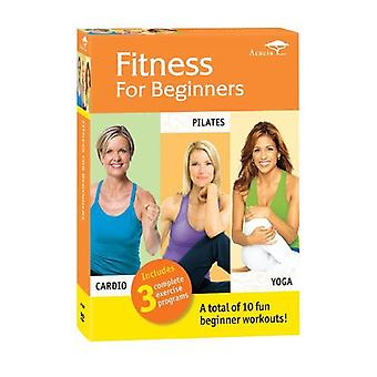 Fit Mix for Beginners [DVD] USA import