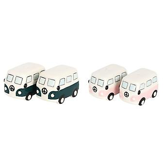 Something Different Campervan Salt and Pepper Shakers