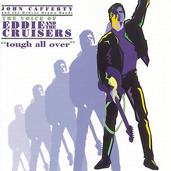 John Cafferty & Beaver Brown B - Tough All Over [CD] USA import