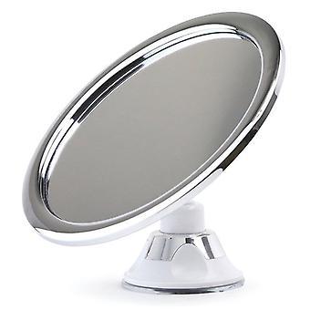 tåkeløs makeup speil med holder sugekopp