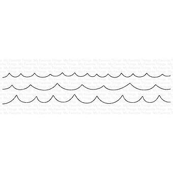My Favorite Things Slimline Ocean Motion Die-namics Cutting Dies