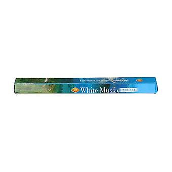 White Musk Incense 20 units