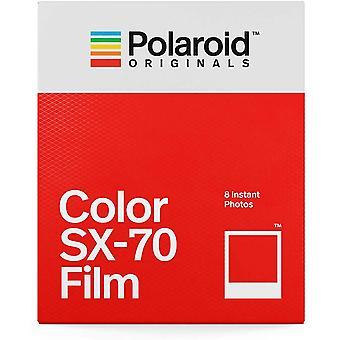 Polaroid πρωτότυπα - 4676 - έγχρωμη ταινία για sx-70