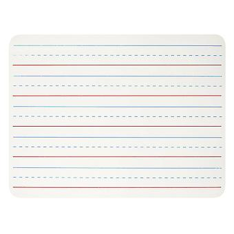"""Dry Erase Board, One Sided, Lined, 9"""" X 12"""""""