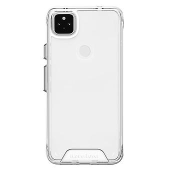 For Google Pixel 5 Case, iCoverLover Shockproof Cover Clear