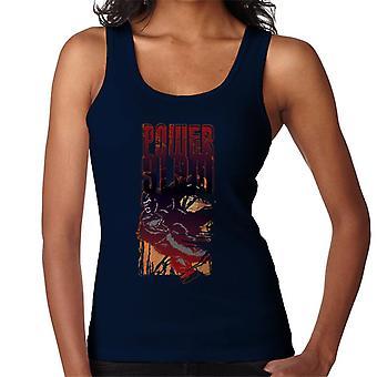 King Kong Vs T Rex Power Slam Women's Vest