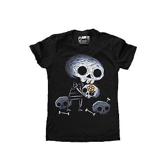 Akumu Ink Life In Darkness Women's T-shirt