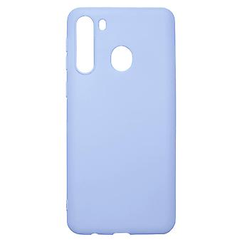 Ultra-Slim Case compatible with Samsung Galaxy A21 | In Lila |