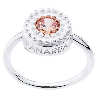 Ladies' Ring Panarea AS1956PLA (Talla 16)